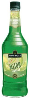 Hiram Walker Liqueur Melon 750ml